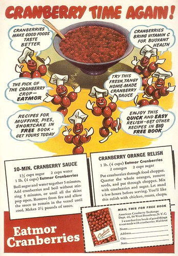 Cranberry Time Again 1939