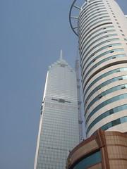 Wuhan Skyscraper