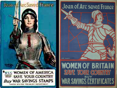 Joan of arc essay introduction