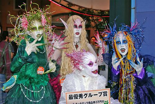 Kawasaki Halloween 2006-45