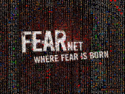 FEARnet: Where Fear Is Born
