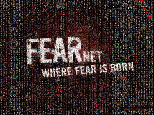 FEARnet: Where Fear Is Born