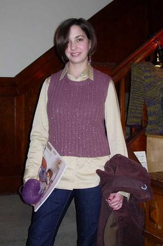 Karen's Penelope vest