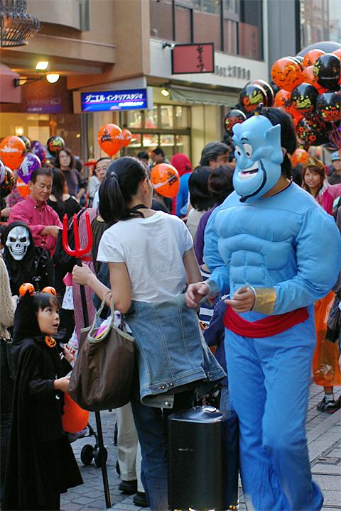 Motomachi Halloween 2006-03