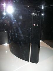 Prototipo de Playstation 3 en el SIMO 2006