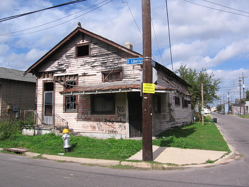 3501-03 South Liberty Street