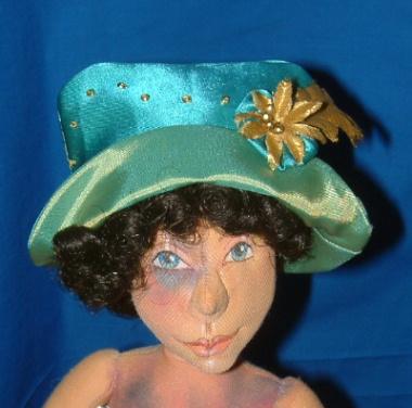 Teapot hat 1