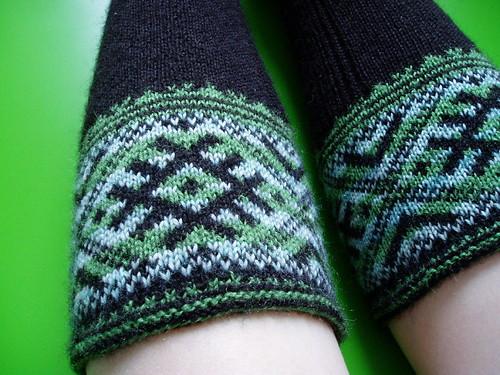 Estonian Socks 2