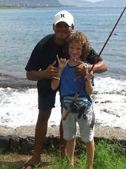 Brandon and Caleb Shaka