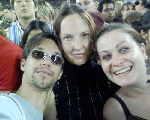 Eu, Marina e Salma - U2