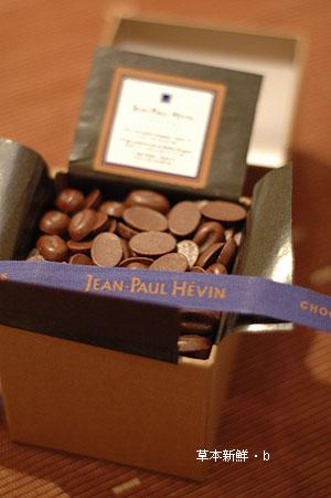 Jean-Paul Hévin 巧克力豆