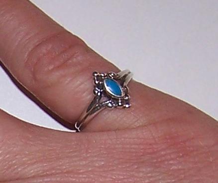 pinkie ring