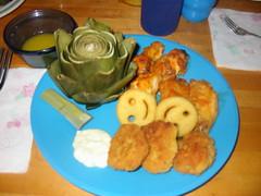 Finger Food Dinner
