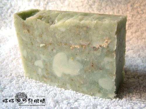 綠色燕麥 (研磨皂)