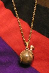Halsband med ripa från KalevalaKoru.