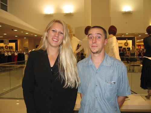 Me & Pat Wanzeck - FROM VIROQUA!