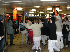 Hare Krishnas - 06 - In Piccadilly Circus Tube Stn