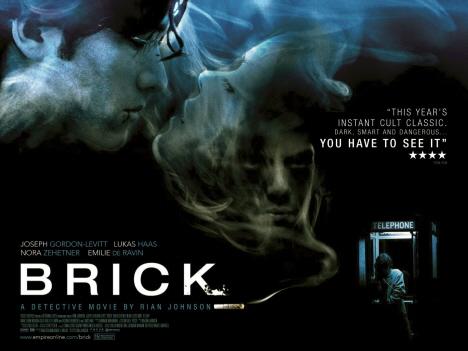 Colección de pósters de 'Brick'