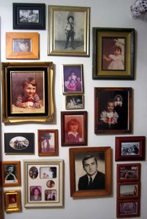 Wall O' Family