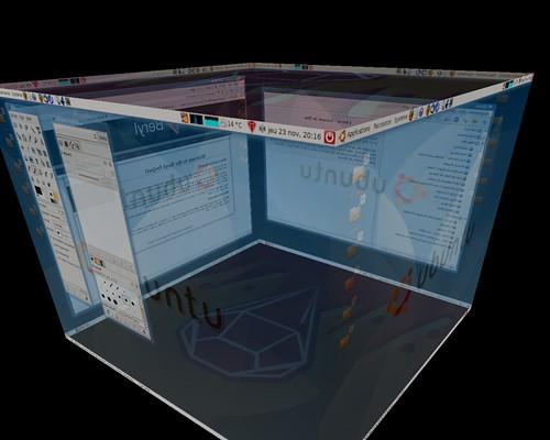 Cube transparent dans beryl pre-0.1.3