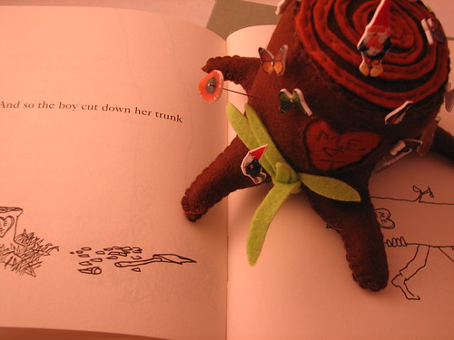 selflessness versus selfishness in the giving tree by shel silverstein The giving tree: picture book about selfishness and selflessness metzipori ♦ december 7, 2014 ♦ leave a comment silverstein, shel the giving tree 54 p.