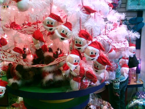 Adornos navideños Jíbaros