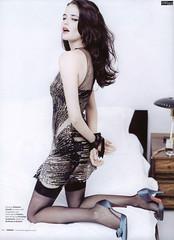 Eva Green en la revista Arena