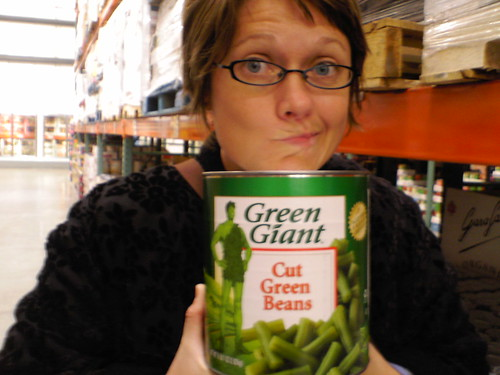 Big Can O' Green Beans