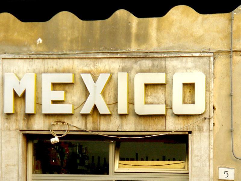 Mexico in Pisa