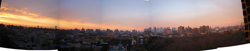 New York Sunrise