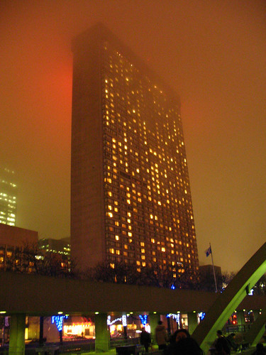 The Towering Sheraton