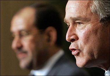 Bush & Maliki  11.30.06    6