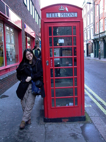 me & phonebooth