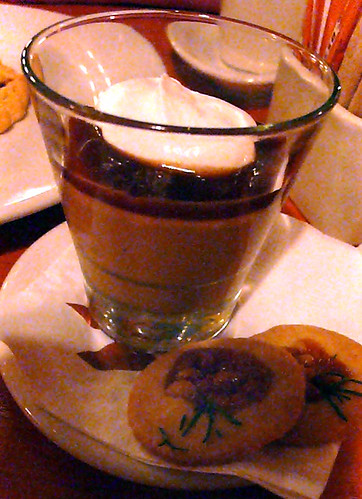 mozza butterscotch budino
