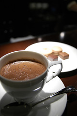 Chocolat Chaud Parisien, Jean-Paul Hevin, 岩田屋