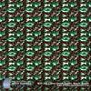 WTP-145 Camo Small-Green-Black-Brown