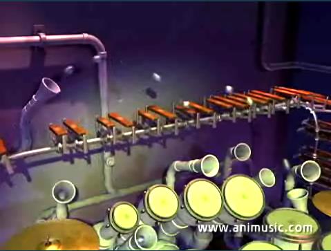 Dark Roasted Blend: Music Machine Hoax