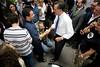 Gov. Mitt Romney at Saint Anselm College Campaign Stop