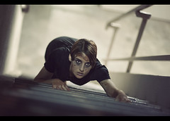 Crawling. photo by David Giron
