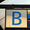 the B platform