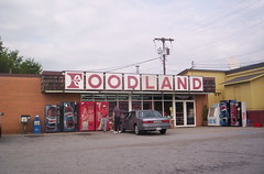 Foodland Grocery Store. photo by slade1955