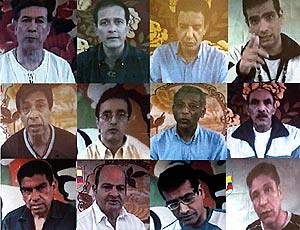 Diputados asesinados