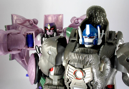 Beast Wars 10th Anniversary Optimus Primal & Megatron 2-Pack