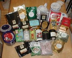 tea stash flash