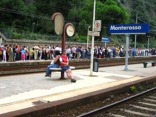Our Track, Monterosso