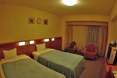 Hotel Keihan USJ twin