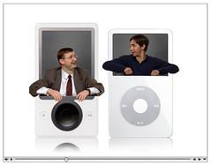 Ja som Zune. A ja som iPod.