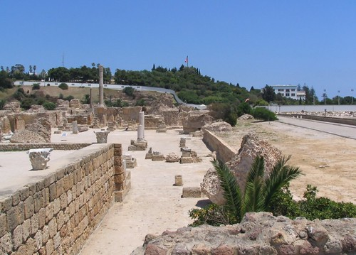 Ruins of Carthago