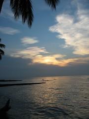 Lago de Maracaibo en Bobures