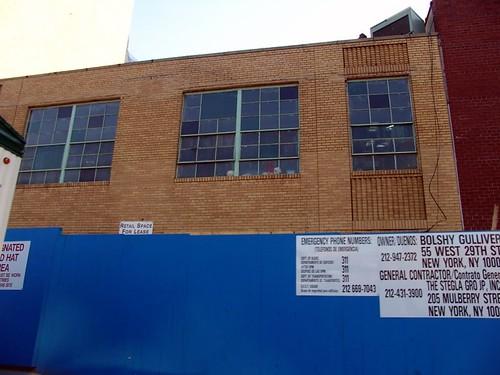 The Future Home of Cinema in Williamsburg